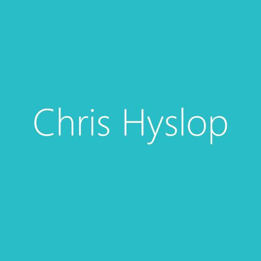 Chris Hyslop, a.k.a.Northern Congress